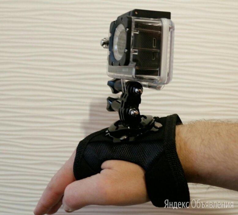 Кистевой ремень для GoPro и экшнкамер по цене 500₽ - Аксессуары для экшн-камер, фото 0