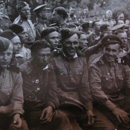 Фотографии, письма и фотоальбомы - фотография личного состава войсковой части 1946 год, 0