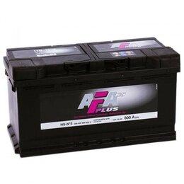 Аккумуляторы  - Аккумулятор AFA HS-N5 95 Ач 800А Обратная…, 0