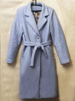Пальто - ПАЛЬТО - МОДНОЕ  с утеплителем - размер 44-46, 0