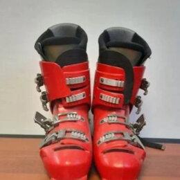 Ботинки - Ботинки горнолыжные Racing Salomon 42р, 0