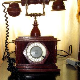 Проводные телефоны - Старинный телефон, 0