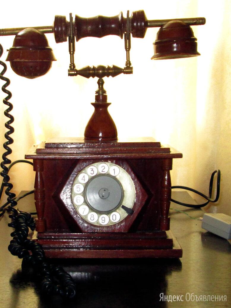 Старинный телефон по цене 5000₽ - Проводные телефоны, фото 0
