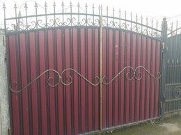 Заборы и ворота - Ворота/калитки, 0