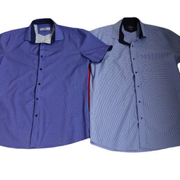 Рубашки - Рубашки с коротким рукавом 2шт., 0
