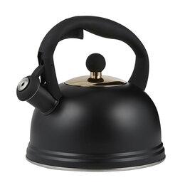 Кувшины и графины - Чайник со свистком 2 л Otto, 0