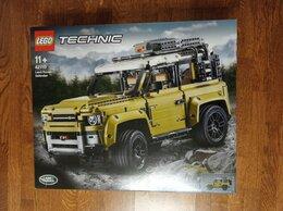 Конструкторы - LEGO Technic 42110 Land Rover Defender, 0