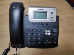 VoIP-оборудование - VoIP-телефон Yealink SIP-T21P E2, 0