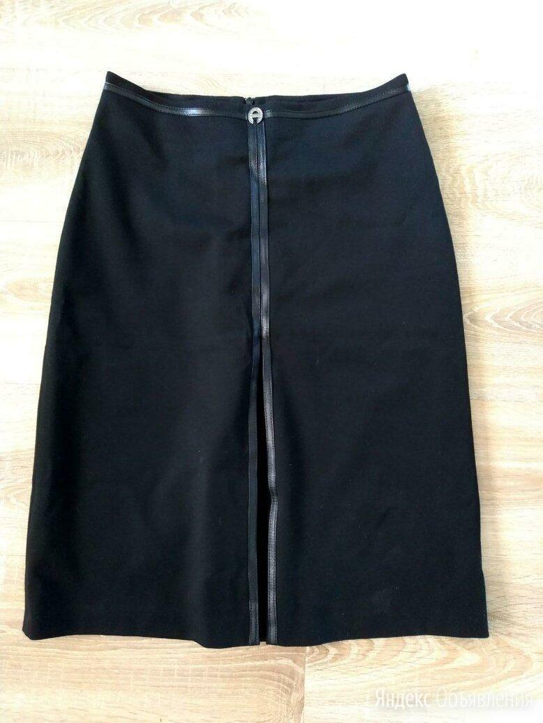Черная юбка 40-42 размера по цене 300₽ - Юбки, фото 0