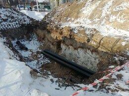 Архитектура, строительство и ремонт - Проклы грунта под дорогой, вода, газ, 0