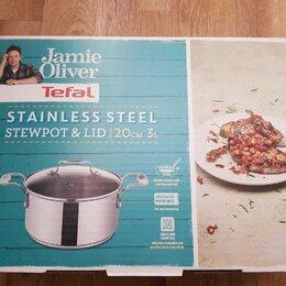 Кастрюли и ковши - Кастрюля 4.7л Tefal (Jamie Oliver), 0