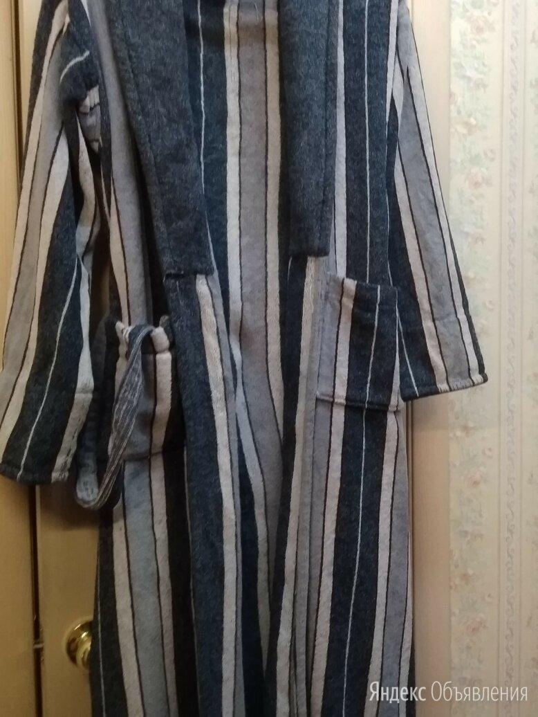 Мужской махровый халат XL-XXL, 52-54-56 р-р по цене 790₽ - Домашняя одежда, фото 0