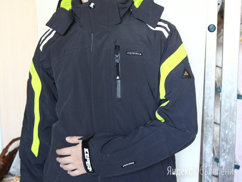 Юниорская куртка Icepeak мод. Spence Jr., б.у, 164 см по цене 1800₽ - Куртки и пуховики, фото 0
