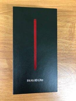 Мобильные телефоны - Смартфон Samsung Galaxy Note 10 Lite 128 ГБ, 0