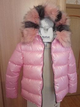 Куртки и пуховики - Зимняя куртка на девочку от 10 до 14 новая, 0