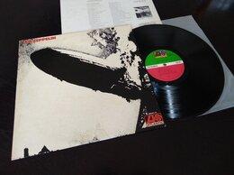 Виниловые пластинки - Led Zeppelin LED ZEPPELIN I P-8041A japan EX, 0