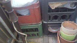 Корзины, коробки и контейнеры - ящики для бутылок, 0