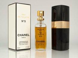 Парфюмерия - Chanel 5 (Chanel) туалетная вода (EDT) 50 мл, 0