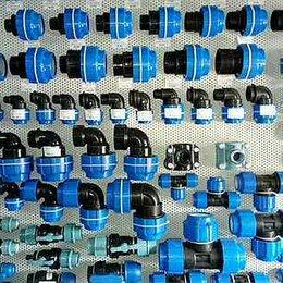 Водопроводные трубы и фитинги - Фитинги для полиэтиленовых труб.В наличии!!!, 0