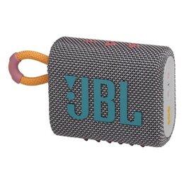Портативная акустика - Беспроводные оригинальные колонки JBL GO3, 0