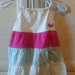Платья и юбки - Платье р.74-80 летнее, 0