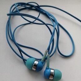 Наушники и Bluetooth-гарнитуры - Проводные вакуумные наушники 2 пары, 0