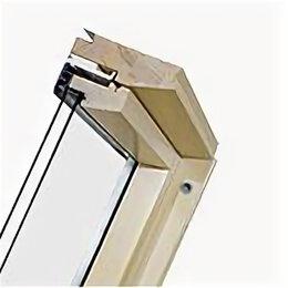 Окна - Среднеповоротное деревянное мансардное окно…, 0