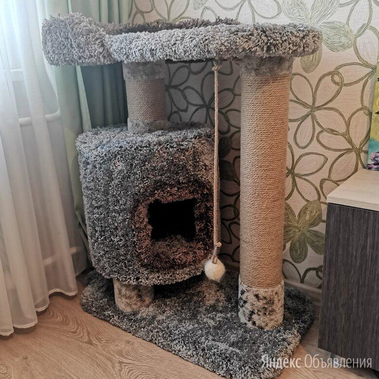 домик -когтеточка по цене 8200₽ - Лежаки, домики, спальные места, фото 0