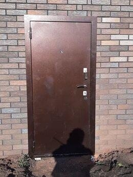 Входные двери - Входные металлические двери Металл-Металл для…, 0