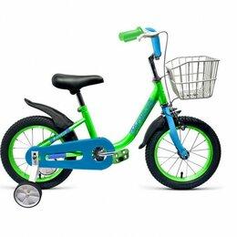 Трехколесные велосипеды - Детский велосипед Barrio 16 зеленый (2020), 0