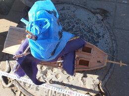 Модели - модель корабля Шхуна пиратская выброшенная на…, 0