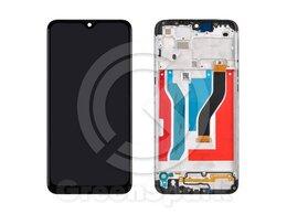Дисплеи и тачскрины - Дисплей для Samsung A107F Galaxy A10s в рамке +та, 0
