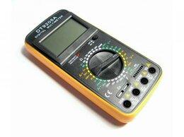 Измерительные инструменты и приборы - Цифровой мультиметр Цифровой мультиметр, 0