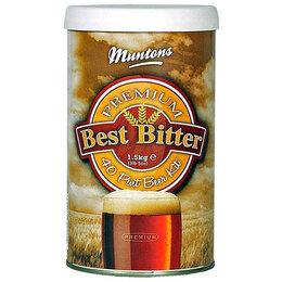 Ингредиенты для приготовления напитков - Экстракт солодовый MUNTONS Bitter, 0