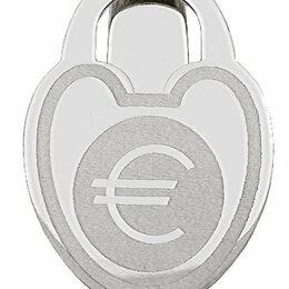 Запонки и зажимы - зажим для денег из серебра новый, 0