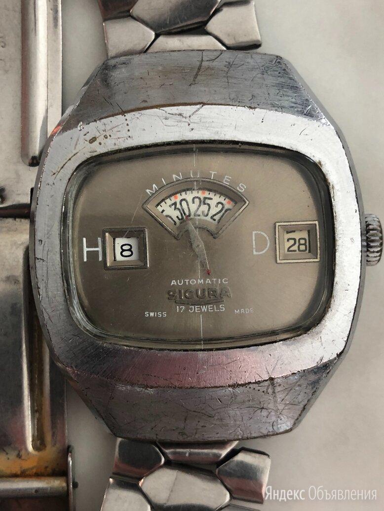 Часы Sicura по цене 20000₽ - Наручные часы, фото 0
