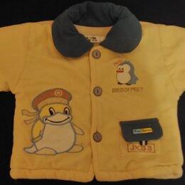 Куртки и пуховики - Детская куртка на мальчика 74см, 0