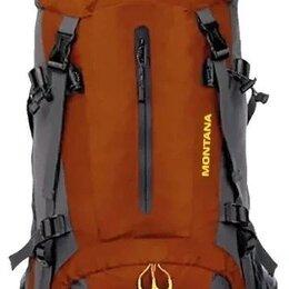 Дорожные и спортивные сумки - Рюкзак ECOS MONTANA оранжевый 45л, 0