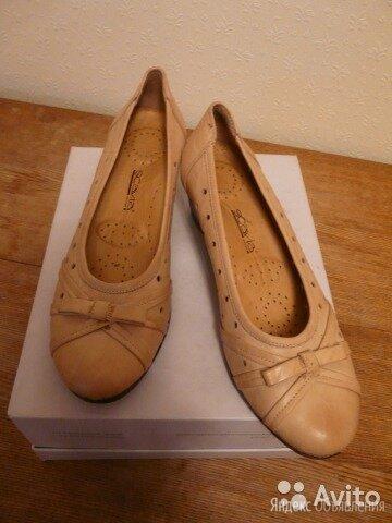 кожаные туфли по цене 1800₽ - Туфли, фото 0
