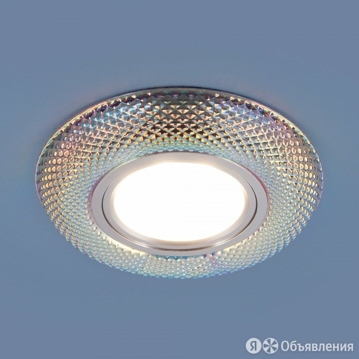 Встраиваемый светильник Elektrostandard 2237 a045478 по цене 553₽ - Мебель для кухни, фото 0