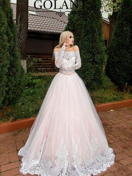 Платья - Пышное БЕЛОЕ свадебное платье Карен размер 46-48, 0
