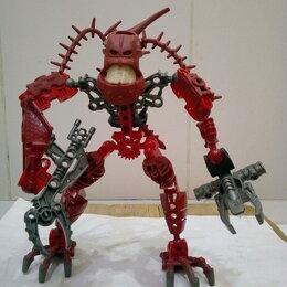 Роботы и трансформеры - Биониклы Хаканн и РАЙДАК, 0