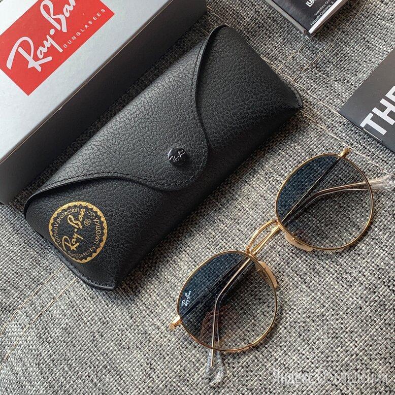 Солнцезащитные очки Ray Ban Round Metal по цене 5800₽ - Очки и аксессуары, фото 0