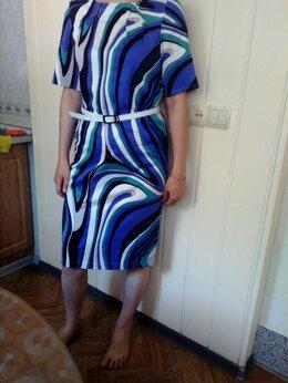 Платья - Платье офисное, 0
