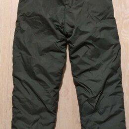 Полукомбинезоны и брюки - Штаны зимние 3 пары 3 размера, 0
