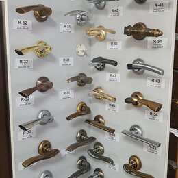 Ручки дверные - Продаем дверные ручки, 0