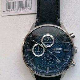 Наручные часы - Часы мужские Seiko SSB333P1 (Япония), 0