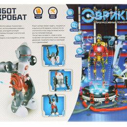 """Автокресла - ЭВРИКИ Конструктор """"Робот-акробат"""" № SL-0049 318040, 0"""