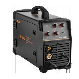Сварочные аппараты - Сварог REAL MIG 200 (N24002N) Black, 0