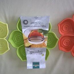 Посуда для выпечки и запекания - Силиконовые формы для кексов, 0